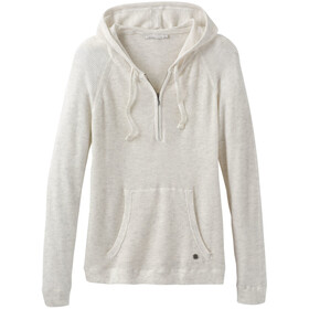 Prana Milani Capuchon Jas Dames, moonlight heather